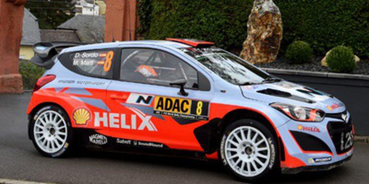 Lista de inscritos del Rally de Francia del WRC 2014