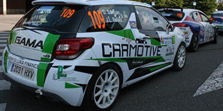 Trofeos y Copas en el Rally Príncipe de Asturias