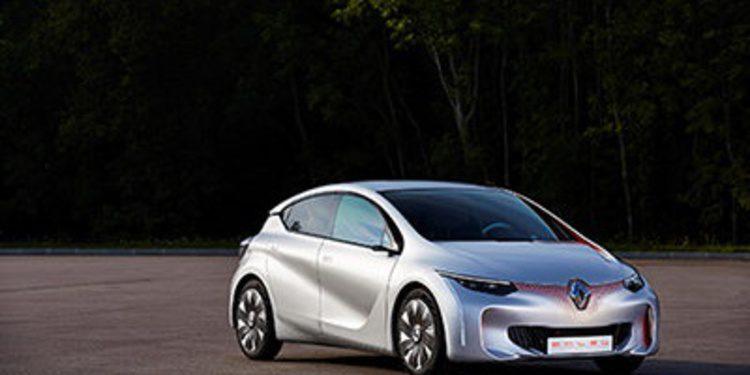 Renault presenta su concept EOLAB: Solo 1 litro a los 100