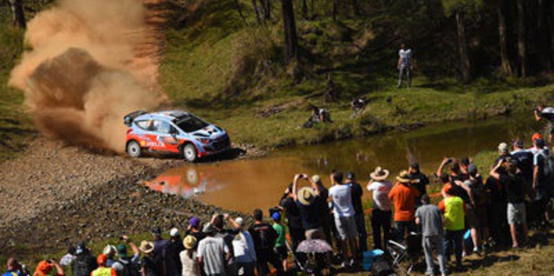 Cerrar el WRC 2016 es el objetivo del Rally de Australia
