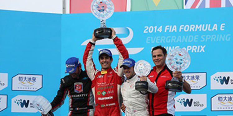 Así está la Formula E 2014 tras el ePrix de Beijing
