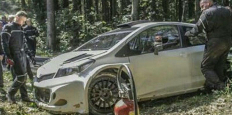 Presupuesto modesto para el Toyota Yaris WRC
