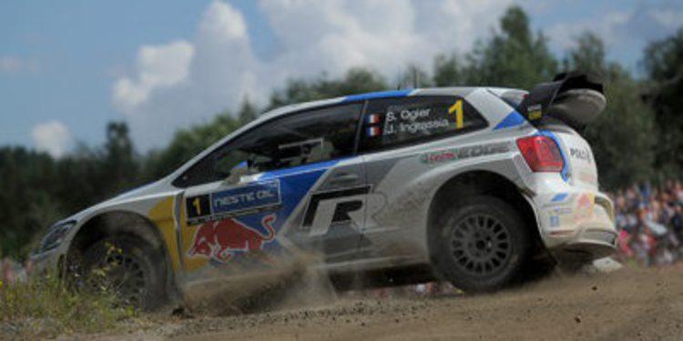 Volkswagen no va a dejar escapar a Sebastien Ogier