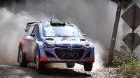 Hayden Paddon hace méritos para seguir en Hyundai