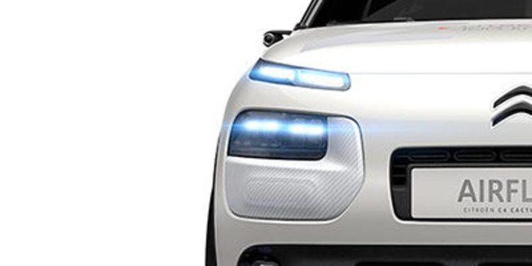 Citroën se lleva a París el C4 Cactus Airflow