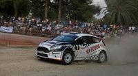 Kajetan Kajetanowicz líder del Cyprus Rally con una sanción 'reducida'