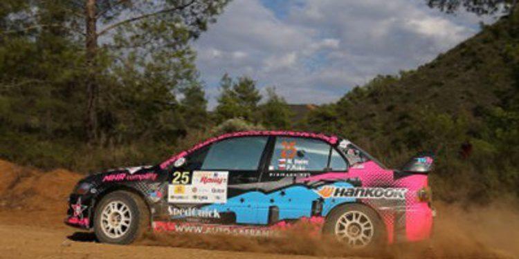 Así está el ERC 2014 tras el Rally de Chipre