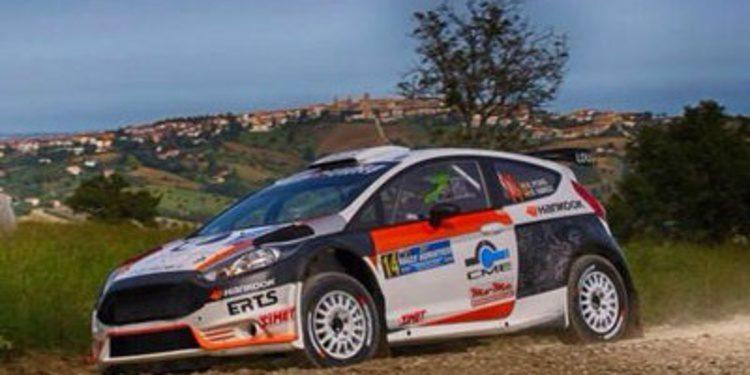 Xevi Pons termina cuarto en el Rally Adriático