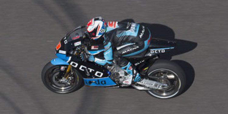 Danilo Petrucci toma ventaja para ser piloto de Pramac