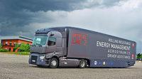 Renault Optifuel Lab 2, el camión que genera su propia energía