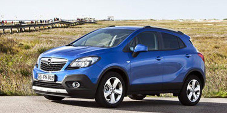 Opel añade el 1.6 CDTI a la gama Mokka