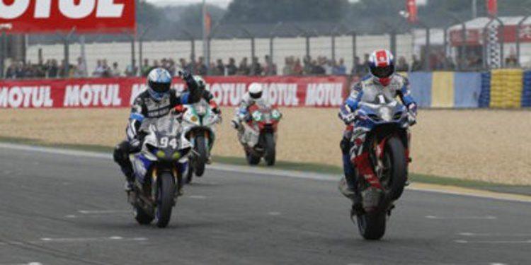 David Checa gana el Mundial de Resistencia con Yamaha