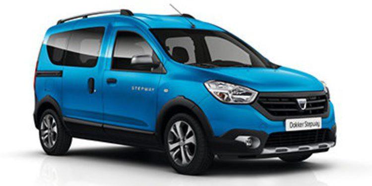Dacia presenta los nuevos Dokker y Lodgy Stepway