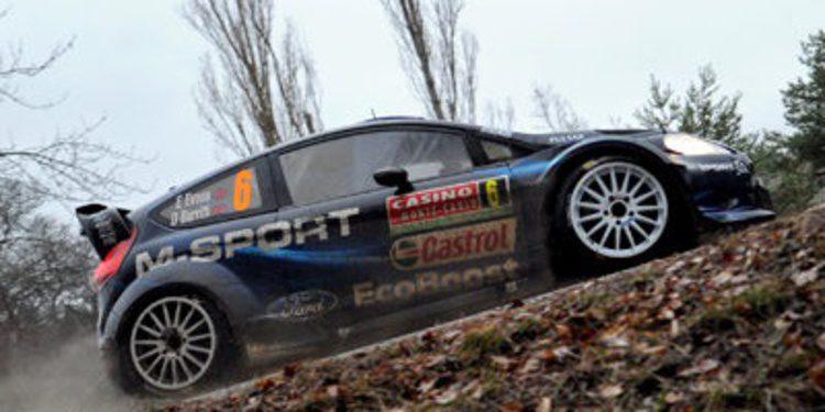 Planificado el Rally de Montecarlo del WRC 2015