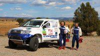 Xavi Foj estrenará categoría y coche en el Dakar 2015