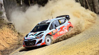 Chris Atkinson se ve fuera del Mundial de Rallies