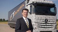 Mercedes Future Truck 2025, el camión automático