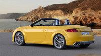 Audi desvela el TT roadster