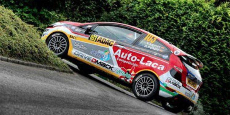 Yeray Lemes no estará en el Rally RACC de Catalunya