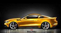 Saleen presenta el Mustang más salvaje: S302 Mustang