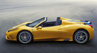 Ferrari desvela el majestuoso spider 458 Speciale A