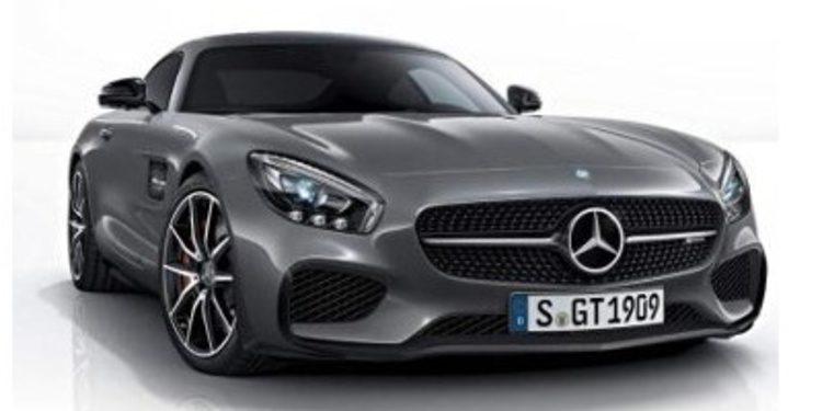 Se filtra el Mercedes AMG GT Edition 1