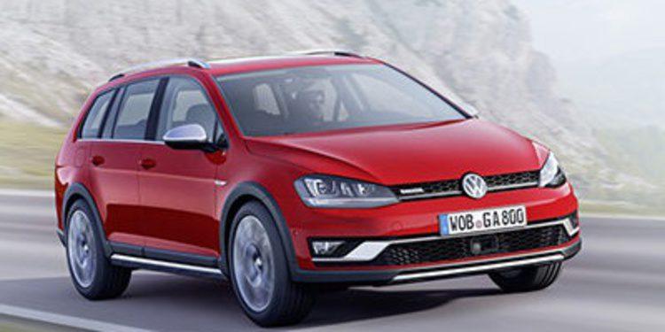 Presentado el nuevo Volkswagen Golf Alltrack