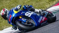 El test de Suzuki en Mugello acaba antes de tiempo