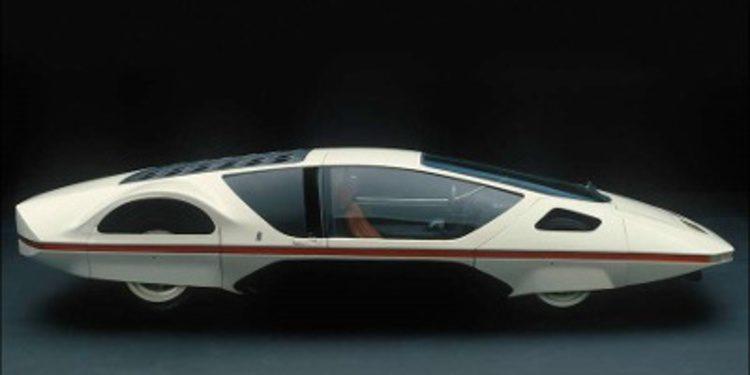 James Glickenhaus compra el Pininfarina Modulo
