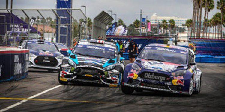 Ford vuelve a ganar entre las marcas del Global Rallycross