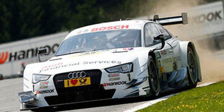 Nico Müller marca el ritmo en los libres 2 de Zandvoort