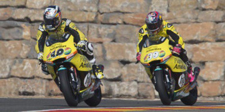 Alcañiz le da la primera pole de Moto2 a Maverick Viñales