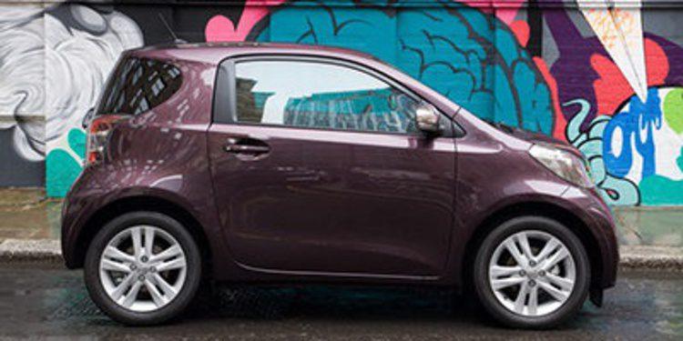 El Toyota iQ se despide del mercado español