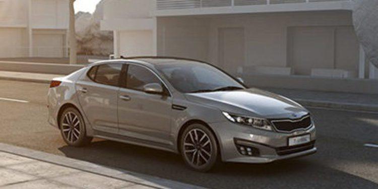 Kia nos presenta su nuevo Optima T-Hybrid