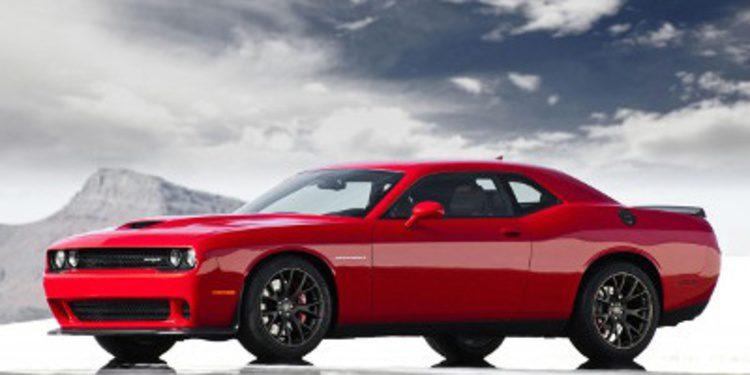 El primer Dodge Challenger Hellcat vale 825.000 dólares