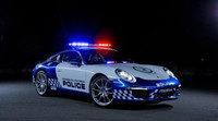 La policía australiana se hace con un Porsche 911