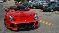 Avistado el Ferrari F12 SP America en todo su esplendor