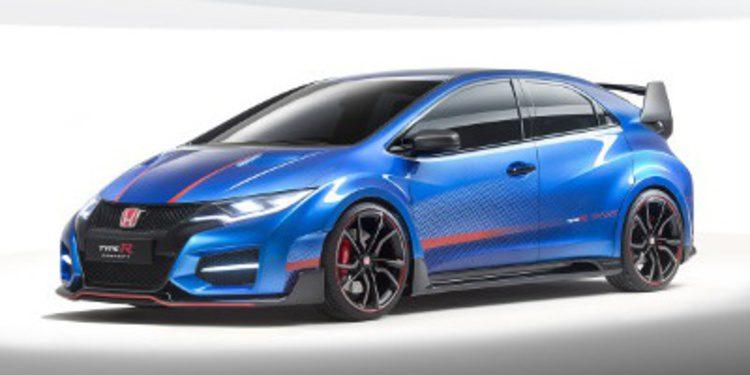 Honda nos adelanta el nuevo Civic Type R concept