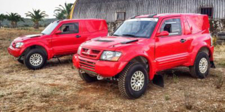 El Raid Team Rally busca dinero para el Dakar 2015