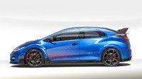 Las imágenes oficiales del Honda Civic Type R concept