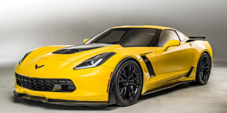 Vídeo: Chevrolet Corvette Z06 rugiendo en el Ring