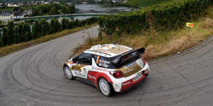 El Rally de Francia es la cita de casa para Citroën