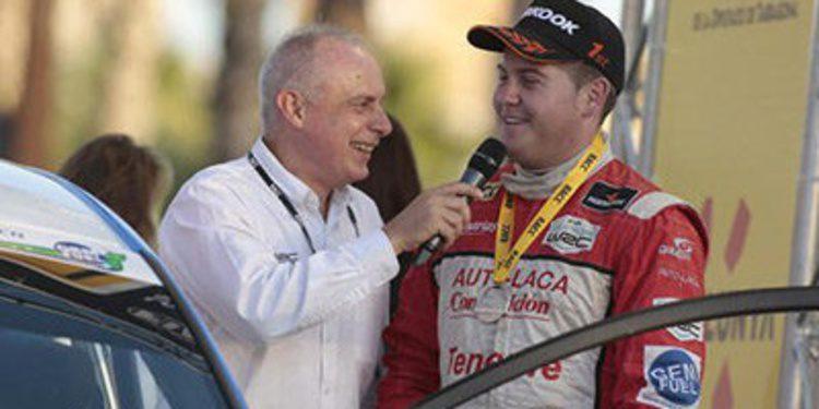 Yeray Lemes estará en el Rally de Cantabria