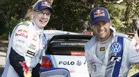 ¿Conseguirá el título Ogier en el Rally de Francia?