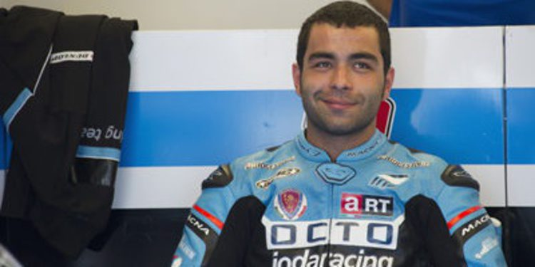 Danilo Petrucci firma por dos temporadas con Pramac Racing