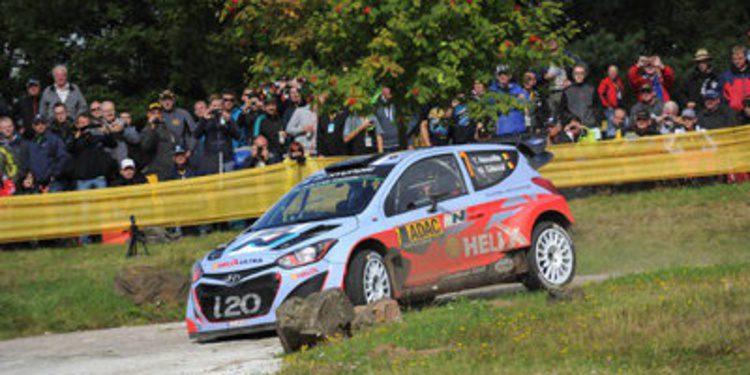 Hyundai quiere un nuevo éxito sobre del Rally de Francia