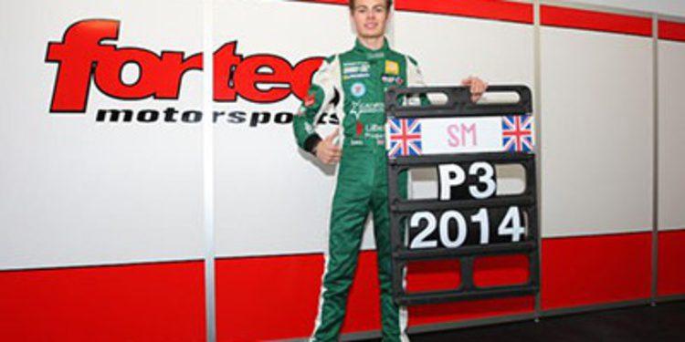 Status GP probará al británico Seb Morris en el GP3
