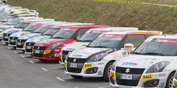 Trofeos y Copas en el Rally de Llanes