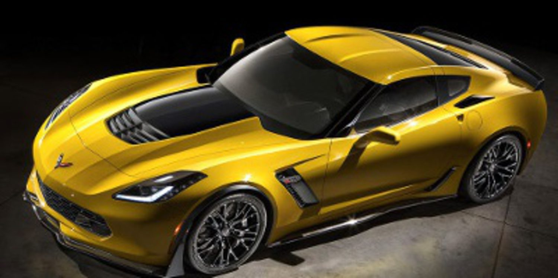 El Chevrolet Corvette Z06 hace el 0-100 en 2.95 seg
