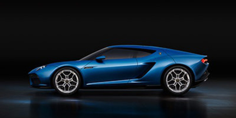 Lamborghini desvela el Asterion Hybrid Concept